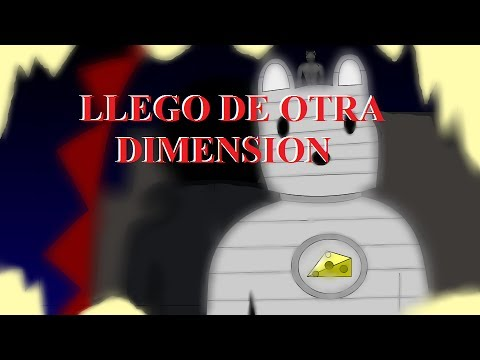 el raton de titanio capitulo 1 llego de otra dimension (HD)