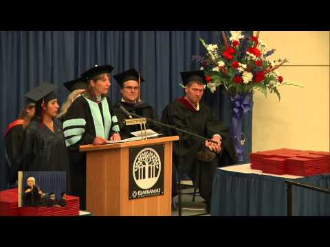 Clackamas Community College 2013 Graduation Ceremony (June 13, 2013) GED and HS Diploma