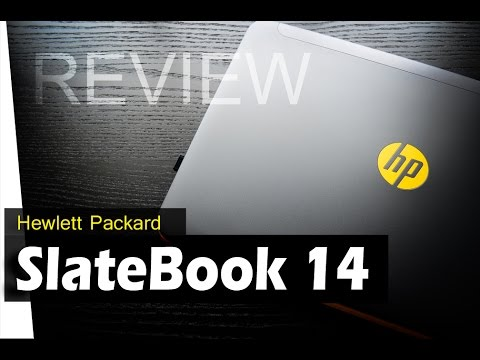 HP SlateBook 14 - Runs on Android - REVIEW