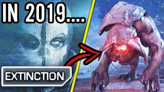 So I Played EXTINCTION In 2019…