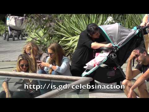 Jessica Alba Taks Daughter HAVEN To Central Park Zoo September 9, 2013