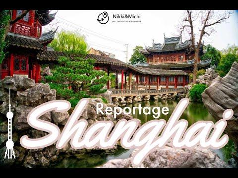 Shanghai Vlog deutsch - The Bund, Garden und Jin Mao Tower