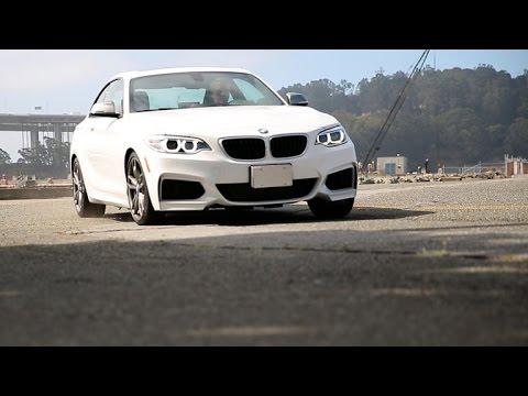 Car Tech - Fast and nimble BMW M235i is pricey fun