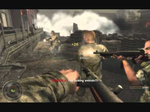 Cod WaW - [SPOILERS] How to save both Roebuck and Polonsky