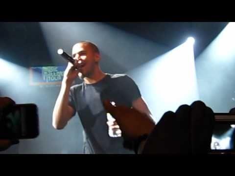 J. Cole- I Get Up @ Highline Ballroom, NYC