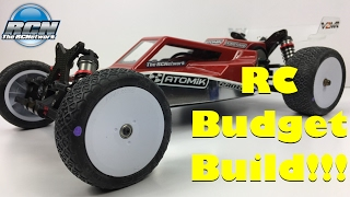 RC Budget Build - Atomik V2MR 1/10 Buggy KIT - Reveal and Special Announcement