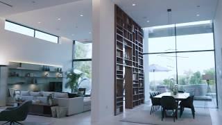 Hillside villas in Jumeirah Golf Estates, Dubai