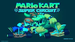 Mario Kart Super Circuit [Soundtrack] - SNES Koopa Beach