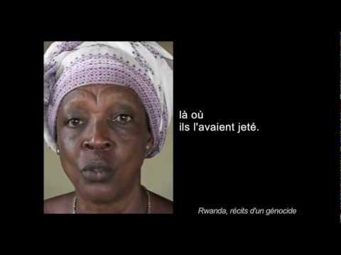 Rwanda, récits d'un génocide. 7 milliards d'Autres [FR]
