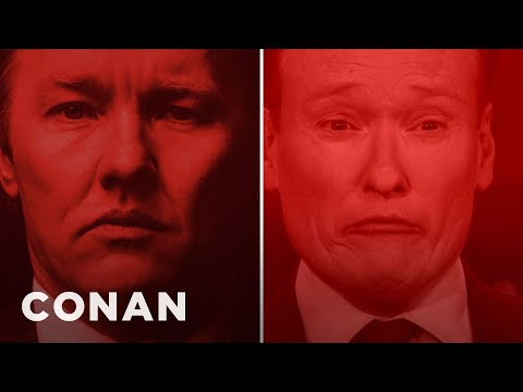 "Conan: ""Joel Edgerton Stole My Face!""  - CONAN on TBS"