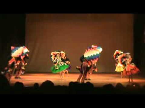 danzas boliviana: