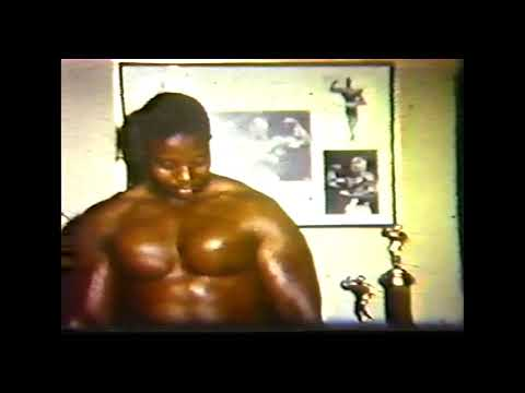 Leroy Colbert's Bodybuilding Videos From The 1950's  #1 video