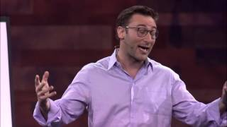 Most leaders don't even know the game they are in - Simon Sinek at Live2Lead 2016