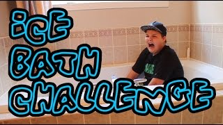 CRAZY ICE BATH CHALLENGE!