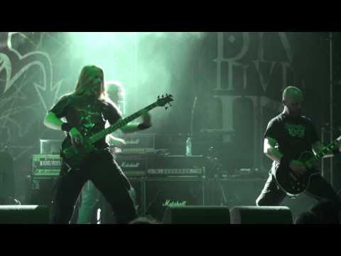 Severe Torture - Grave Condition ( Live Holland 12 june 2011 )