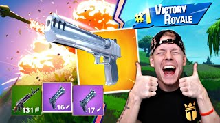 Winning using Hand Cannon & AK-47 ONLY...