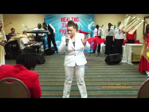 Stacy Lattisaw Jackson Prophetic Worship