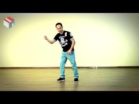 Обучение танцу дабстеп. Связка 1 (dubstep dance tutorial)