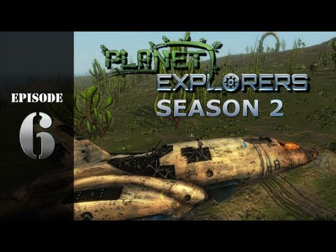 Planet Explorers - S2E06 Alpha 0.605 - Structures