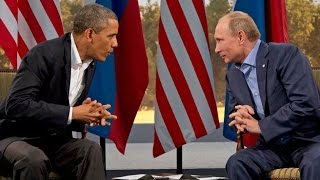 Barack Obama vs. Vladimir Putin - Sarcastic Chess Match