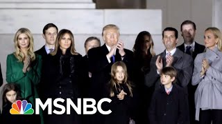 NYT Reveals President Donald Trump's Elaborate Tax Con | The Beat With Ari Melber | MSNBC