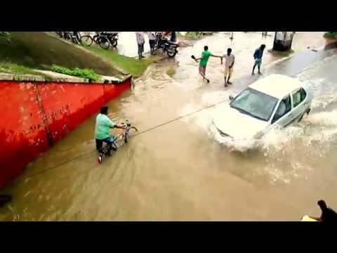 Flood 2015 31.07.2015