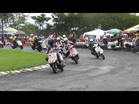 scooter  zarzal 2012