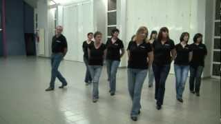 THE BLARNEY ROSES - NEW SPIRIT OF COUNTRY DANCE - line dance