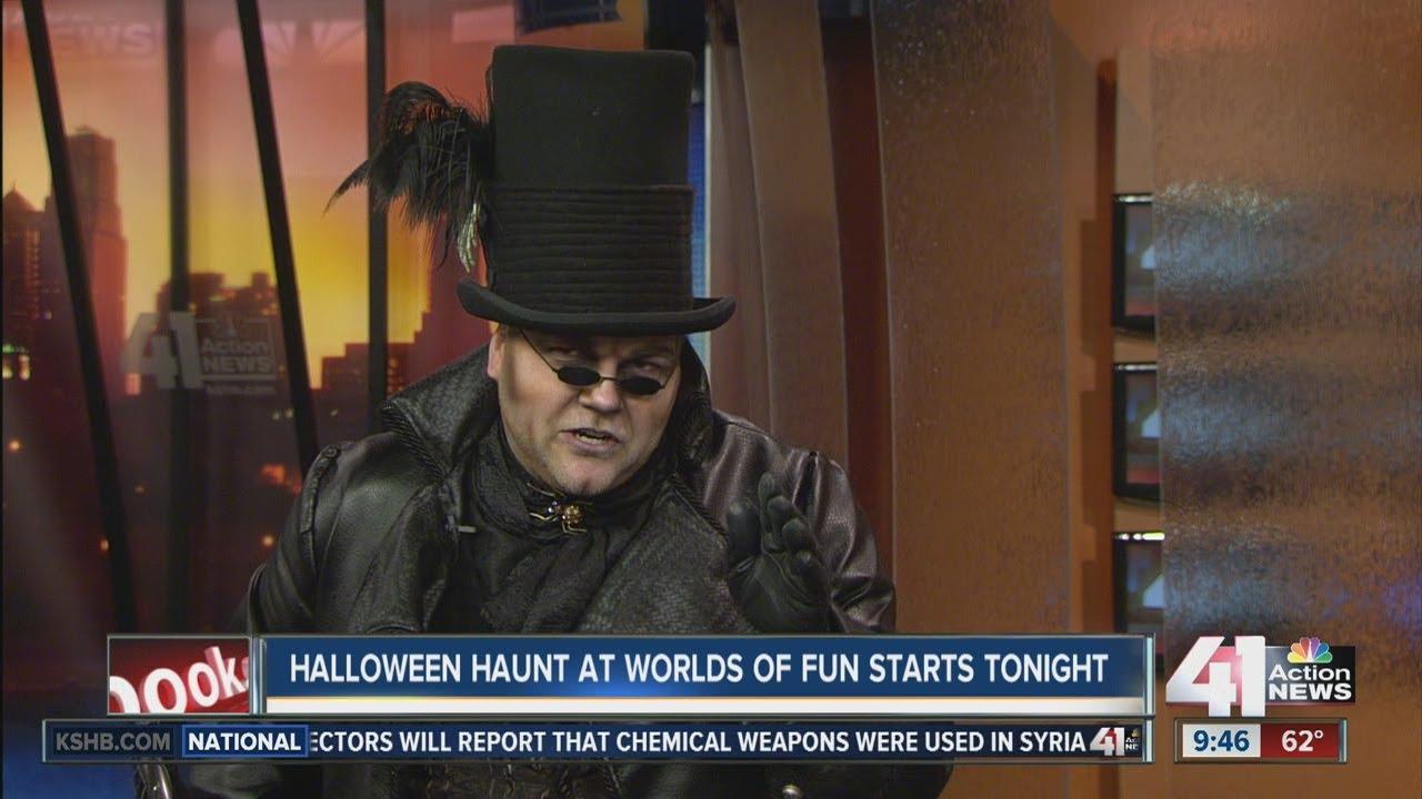 halloween haunt worlds of fun kansas city