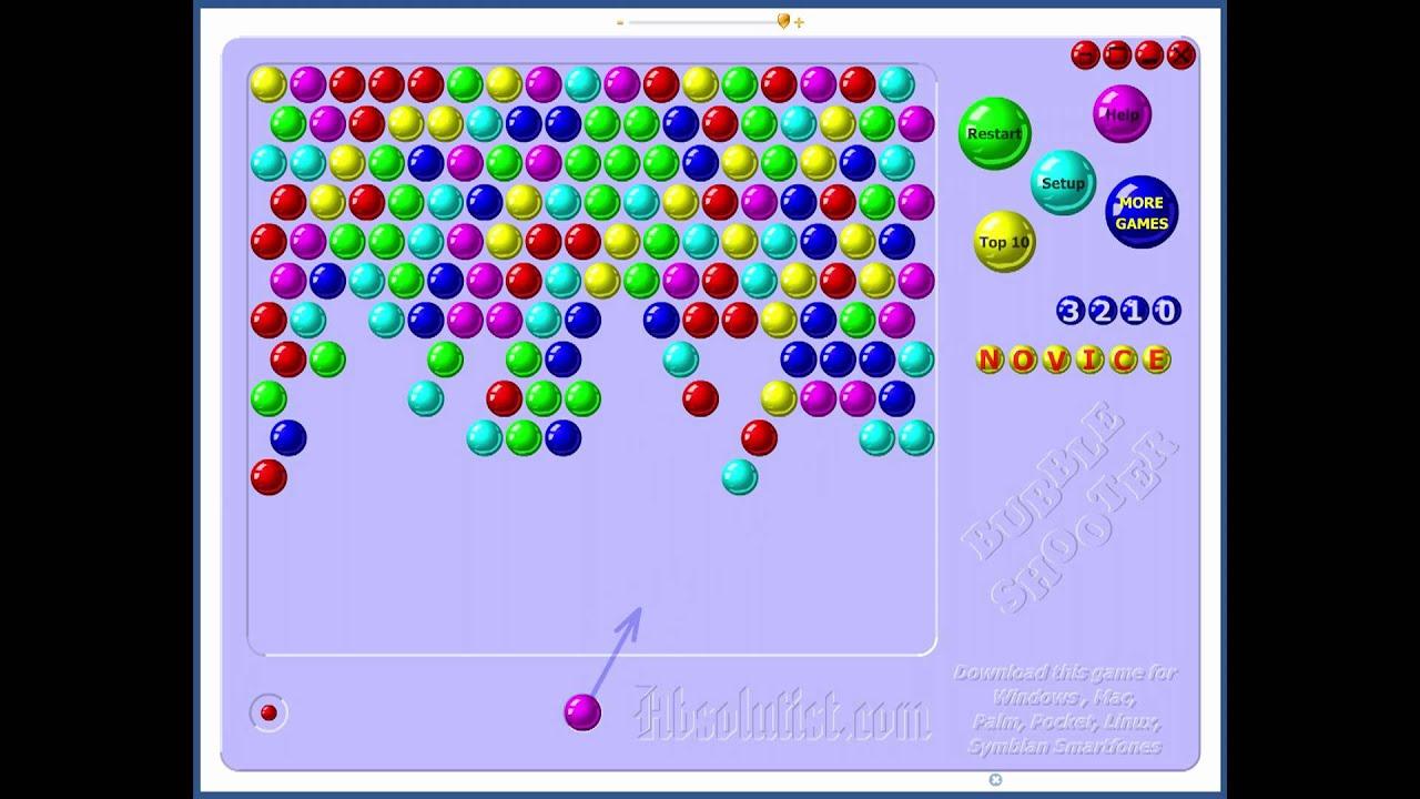 bubbel games