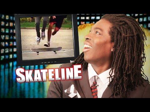 SKATELINE - Shane Oneill, Leticia Bufoni, Walker Ryan, Primitive Sriracha & more