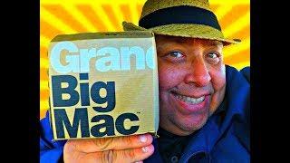 The Return of McDonald's™ Grand Big Mac!