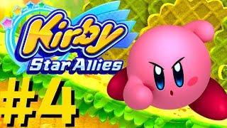 Kirby Star Allies - Fiendly Field & Reef Resort