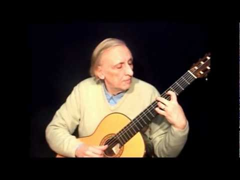 Agustín Barrios - Mabelita by César Amaro