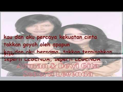 download lagu Armand Maulana Ft Dewi Gita Seperti Legenda  Lagu gratis