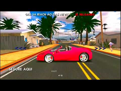 GTA SA LITE MODIFICADO COM MOTOS E CARROS BRASILEIROS (GTA SA LITE PARA ANDROID)