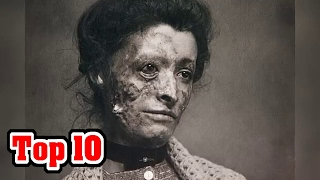 Top 10 CREEPY Victorian Postmortem Photos