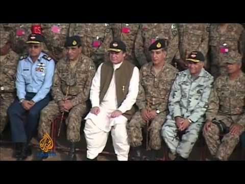 Pakistan Names New Army Chief video