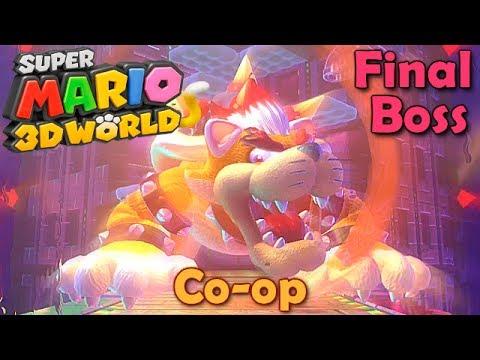 hqdefault jpgSuper Mario 3d World Final Boss Bowser