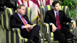 Senators Menendez and Rubio.mpg