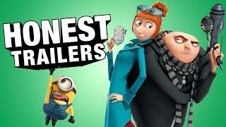 Honest Trailers - Despicable Me 1 & 2
