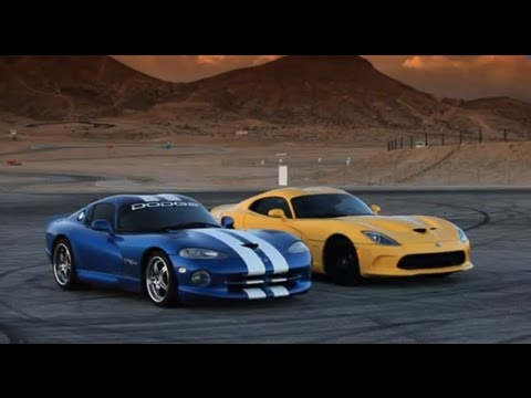 Showdown &#8211; 2013 SRT Viper GTS vs. Modified 1997 Dodge Viper GTS &#8211; CAR and DRIVER