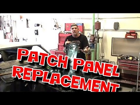 RUST REPAIR-Patch Panel Replacement-MADE EASY