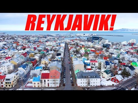 A Walking Tour of Reykjavik: Iceland's Cool Capital