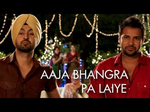 Aaja Bhangra Pa Laiye (Video Song) | Saadi Love Story | Surveen Chawla, Diljit Dosanjh