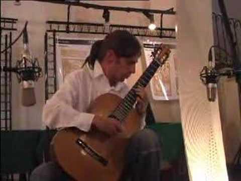 Andrea Ferrario plays Reverie op.19 by Giulio Regondi