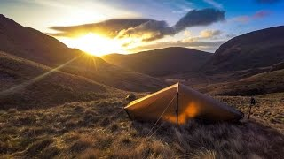 Lake District Wild Camp at Blea Water in the Hilleberg Akto tent