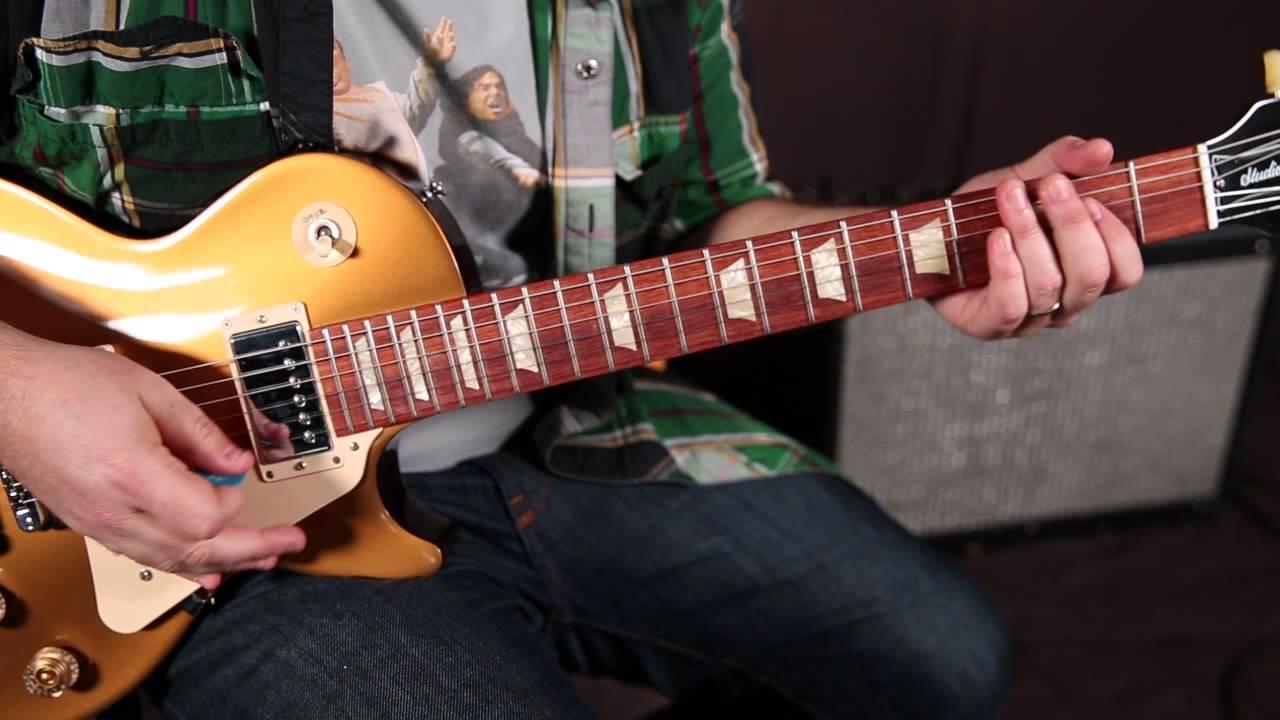 Zz top la grange how to play on guitar blues guitar - How to play la grange on acoustic guitar ...