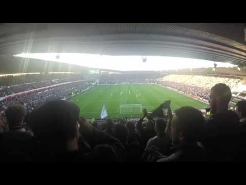 THE SOUTH STAND | Andreas Weimann Goal Vs Rotherham (H)