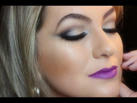Maquiagem cut crease por Alice Salazar